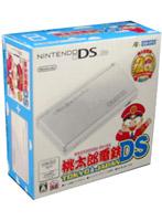 桃太郎電鉄DS TOKYO&JAPAN ニンテンドーDS Lite クリスタルホワイト同梱版