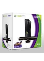 【クリックで詳細表示】Xbox 360 4GB + Kinect