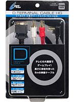 CYBER・D端子ケーブル(PSP用)