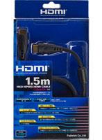 1.5m HIGH SPEED HDMI ケーブル