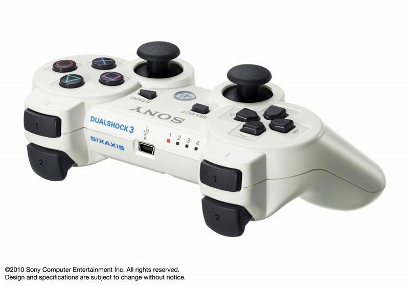 【中古】PlayStation3 リモコン(白)