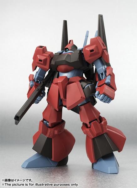 ROBOT魂  リック・ディアス(クワトロ・バジーナ機)