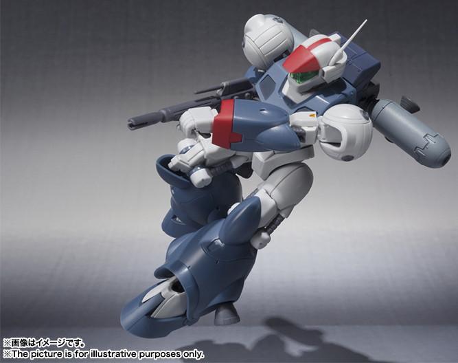 ROBOT魂  バイファム (ツインムーバー装備)
