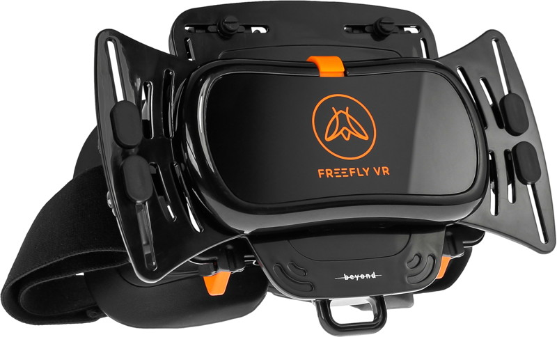 【PROTEUS VR LABS/VR ヘッドマウントディスプレイ】Freefly VR beyond