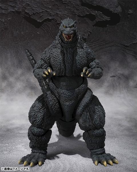 S.H.MonsterArts ゴジラ(再販)