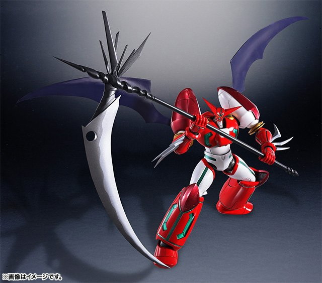 スーパーロボット超合金 真ゲッター1 OVA版(再販)