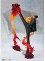 フィギュアーツZERO サンジ-Battle Ver.悪魔風脚 画竜点睛ショット-(ディアブルジャンブ フランバージュショット)(再販)