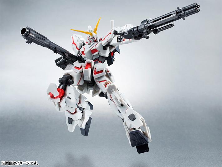 ROBOT魂 ユニコーンガンダム(デストロイモード)フルアーマー対応版(再生産)