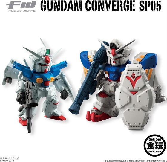 BOX販売 FW GUNDAM CONVERGE SP05