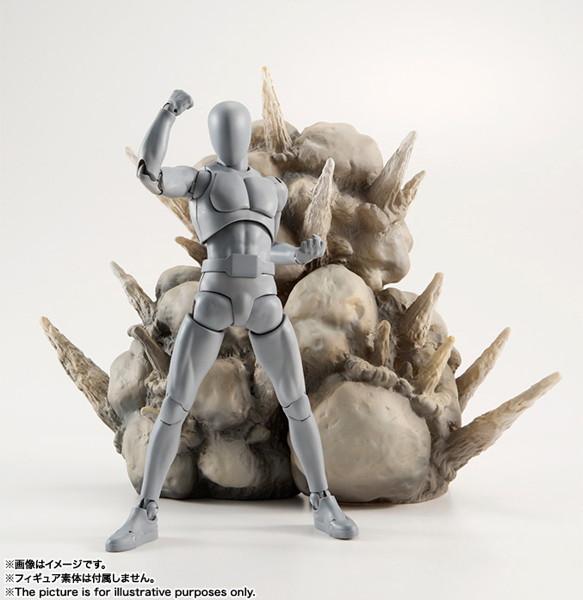 魂EFFECT EXPLOSION Gray Ver.
