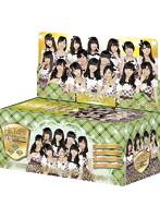 HKT48 official TREASURE CARD 特約店別特典付き初回限定 15P BOX【1BOX 15パック入り】