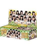 HKT48 official TREASURE CARD 初回限定 10P BOX【1BOX 10パック入り】