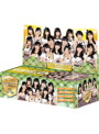HKT48 official TREASURE CARD 初回限定 10P BOX【1BOX 10パック入り】