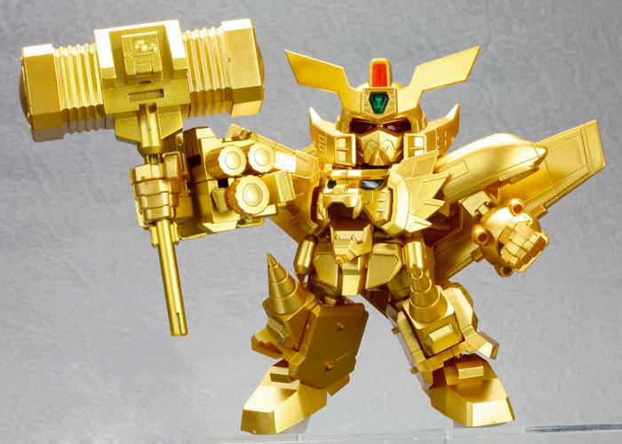 D-スタイル 勇者王ガオガイガーFINAL ジェネシックガオガイガー 金色の破壊神