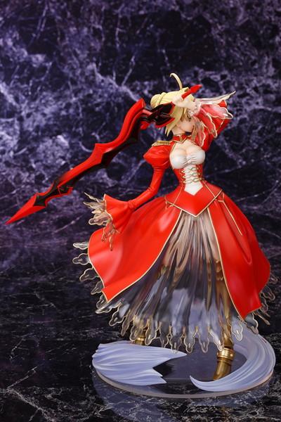 フィギュア(Fate/EXTRA セイバー・エクストラ5)