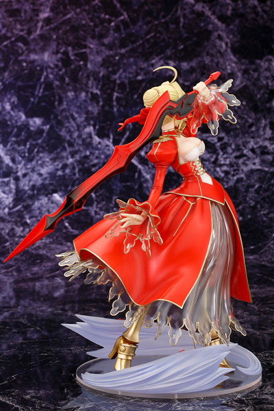 フィギュア(Fate/EXTRA セイバー・エクストラ6)