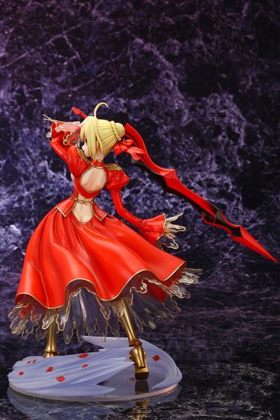 フィギュア(Fate/EXTRA セイバー・エクストラ8)