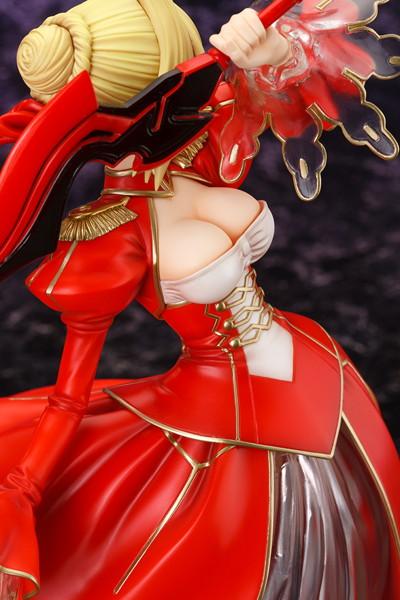 フィギュア(Fate/EXTRA セイバー・エクストラ9)
