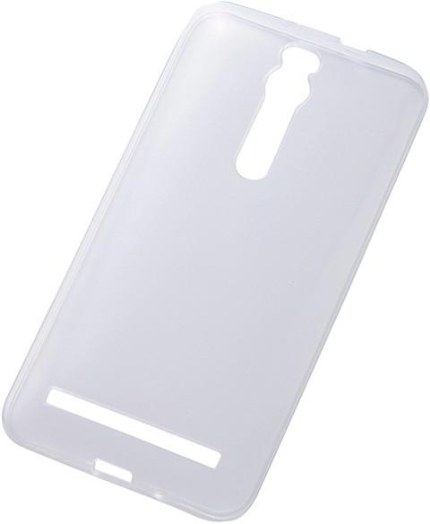 レイ・アウト ASUS ZenFone2(ZE551ML) 極薄0.8mmソフトケース クリア