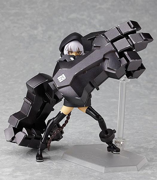 フィギュア(figma ブラック★ロックシューター ストレングス1)