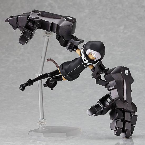 フィギュア(figma ブラック★ロックシューター ストレングス2)