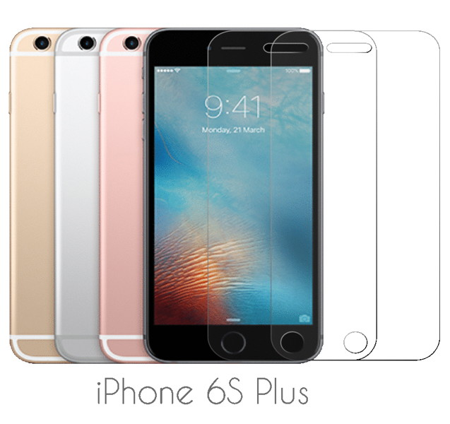 Screen Protector Glass(iPhone 6 plus用)