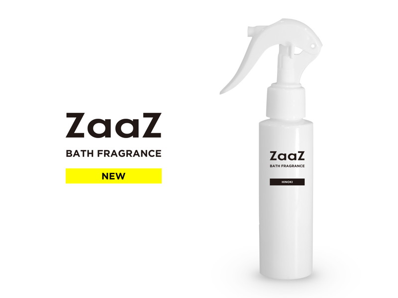 ZaaZ Bath Fragrance HINOKI