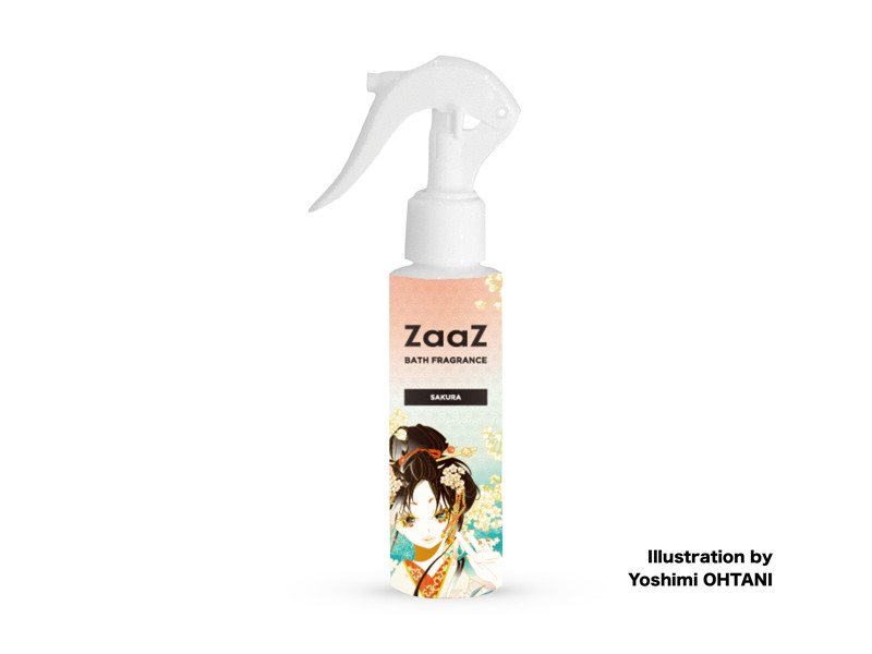 ZaaZ Bath Fragrance SAKURA