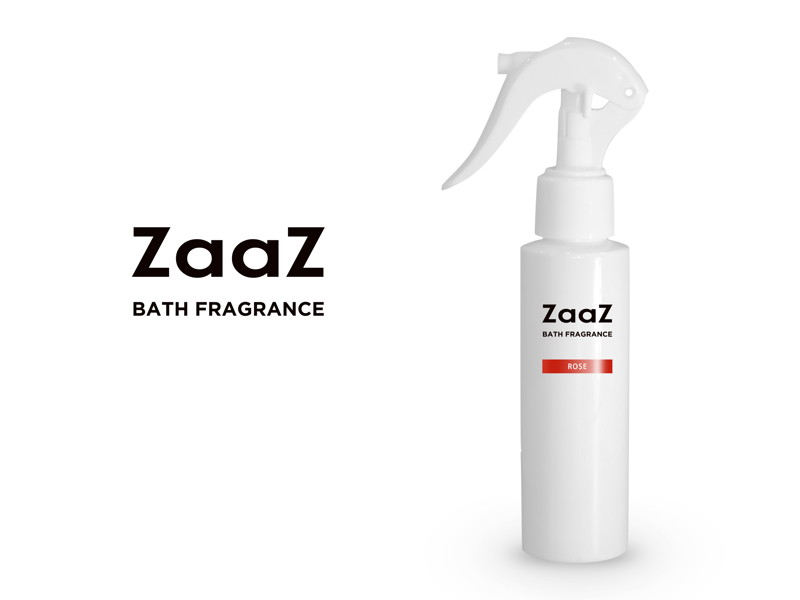 ZaaZ Bath Fragrance ROSE