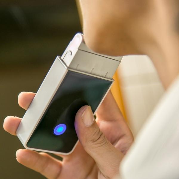 髭剃り付きモバイルバッテリー3000mAh/DMM.make レアモノ