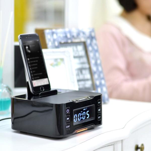 スマホ充電クレードル付スピーカー/DMM.make レアモノ