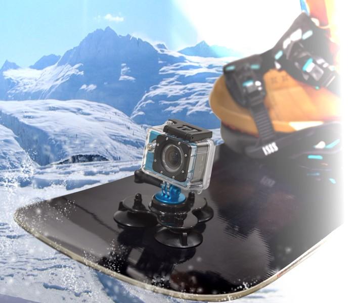 Q-camera ACX-X07 ACX1アルミサクションカップマウント