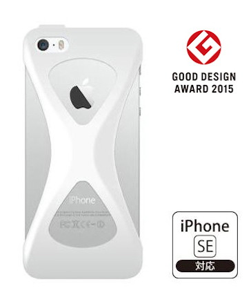 Palmo(パルモ)for iPhoneSE/iPhone5s/iPhone5c/iPhone5(White)