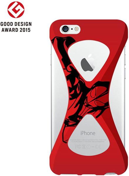 【Original ver.】Palmo(パルモ)× Ultraman(ウルトラマン)for iPhone6/6s (Red)