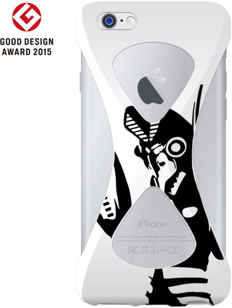 【Baltan ver.】Palmo(パルモ)× Ultraman(ウルトラマン)for iPhone6Plus/6sPlus (White)