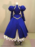 「等身大フィギュア セイバー ドレス」