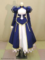 等身大フィギュア セイバー ドレス