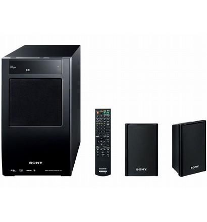 【クリックでお店のこの商品のページへ】SONY ブラビアリンク対応 2.1ch コンパクトホームシアターシステム HT-FS3