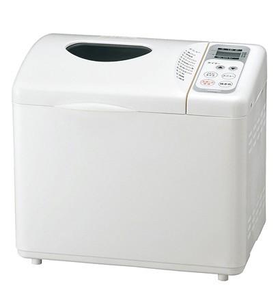 【クリックでお店のこの商品のページへ】TWINBIRD「2斤まで焼ける」 ホームベーカリー ホワイト PY-D432W