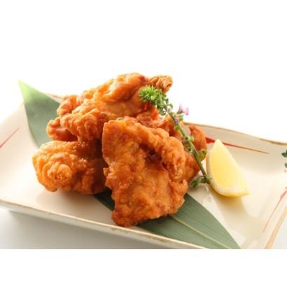 鶏モモ唐揚げ 1kg