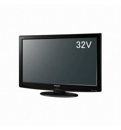 Panasonic VIERA 32V型 地上・BS・110度CSデジタルハイビジョンテレビ