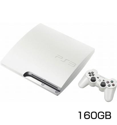 gpauction00292ps DMMポイントオークション PlayStation3 160GB クラシック・ホワイト プレイステーション3 やりw