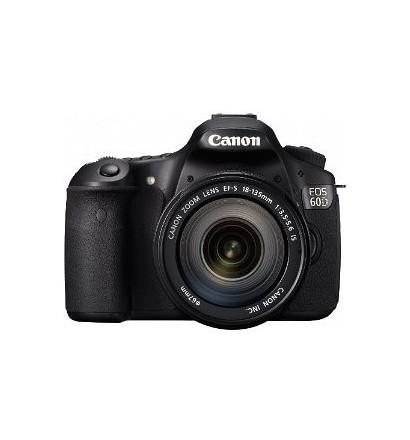 Canon デジタル一眼レフカメラ EOS 60D 18-135レンズキット