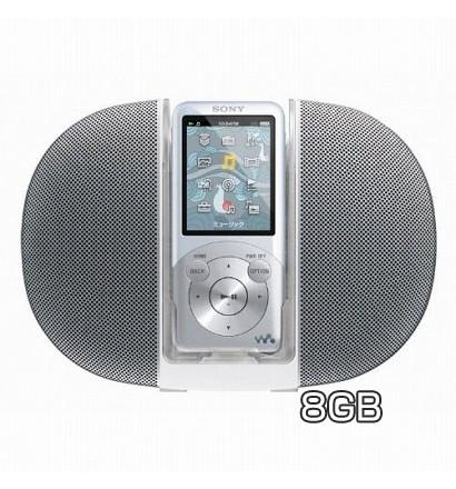 SONY ウォークマン Sシリーズ スピーカー付 8GB