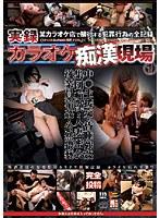 実録 カラオケ痴漢現場 1