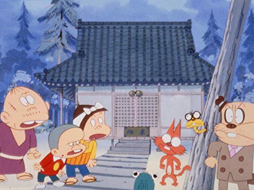 連載開始50周年記念想い出のアニメライブラリー 第64集 もーれつア太郎 DVD-BOX デジタルリマスター版 BOX2