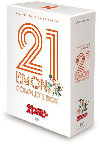 21エモン Complete Box