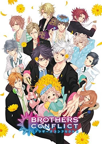 OVA BROTHERS CONFLICT 第1巻「聖夜」豪華版(初回限定生産版)
