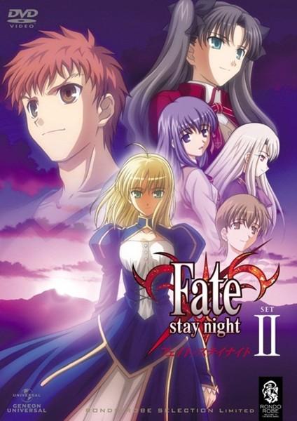 Fate/stay night DVD_SET2