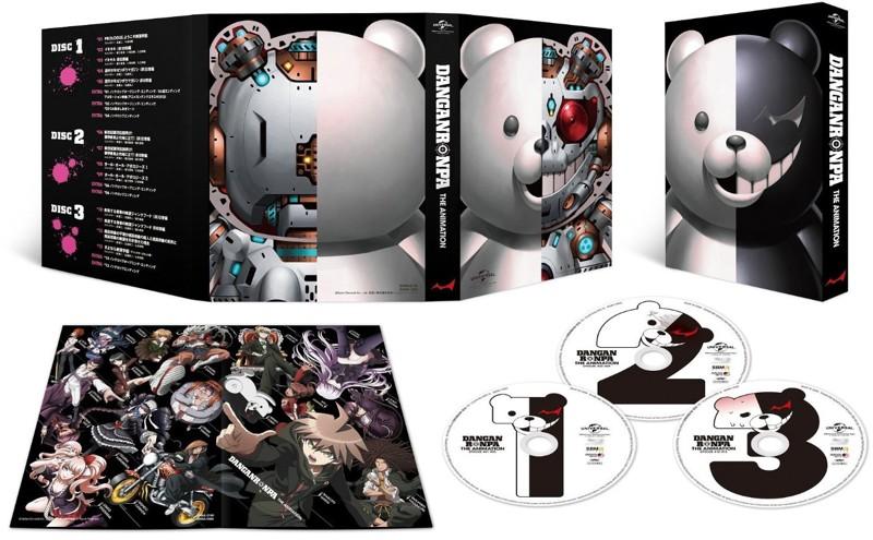 ダンガンロンパ The Animation Blu-ray BOX  (ブルーレイディスク)